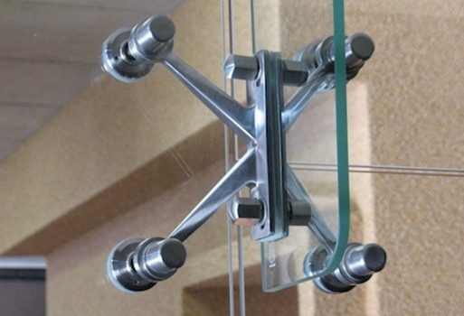 Spider Glass Fitting